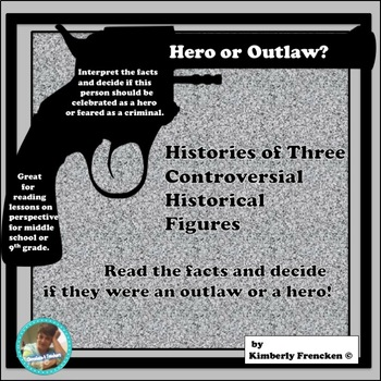 The Wild West: Middle School Non-Fiction Text to Analyze & Learn Perspective