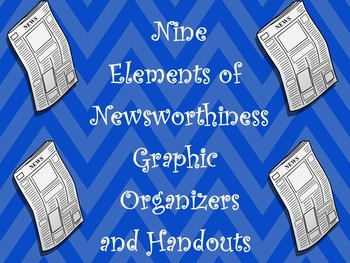 Middle School Journalism: Determining the Newsworthiness o