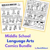 Middle School Language Arts Bundle