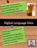 Middle School Language Arts Compound Sentence Test