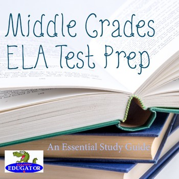 Middle School Language Arts Essential Study Guide