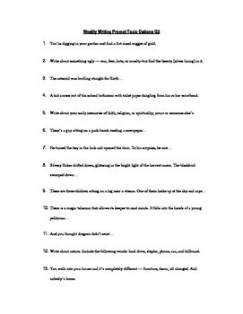 Middle School Language Arts- Homework Signature Sheet