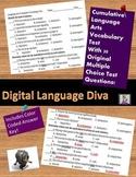 Middle School Language Arts Vocabulary Pre-Test