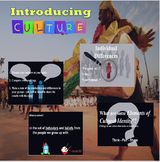 Middle School Lessons on Culture -1 (Introduction to Culture)