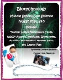 Middle School Life Science-Biotechnology