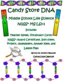 Middle School Life Science- Candy Store DNA
