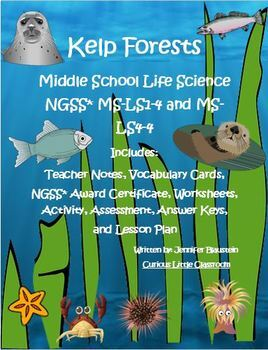 Middle School Life Science- Kelp Forests
