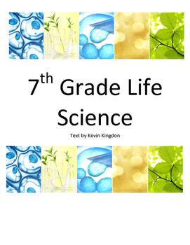Middle School Life Science Leveled Textbook