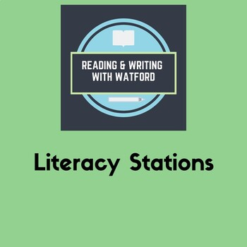 Middle School Literacy Stations