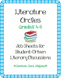 Middle School Literature Circles
