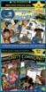 Middle School MEGA Bundle Clip-Art! 240+ Pcs.! Math, ELA, Science, and Zany Fun!