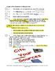 Middle School ELA MLA Formatting a Typed Paper Checklist