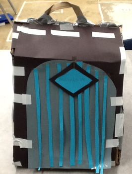 Middle School Math - 6th Grade Backpack Designer Project