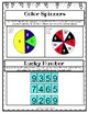 Middle School Math Center: Probabilities of dependent and independent events.