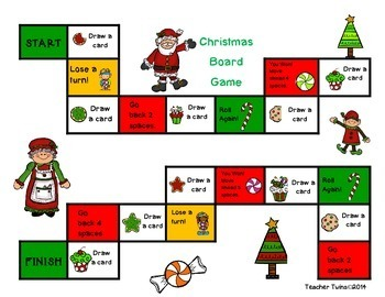 Middle School Math Christmas Bundle