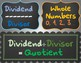 Middle School Math Creative Word Wall (Grades 5th - 8th)