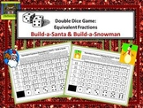 Middle School Math--Equivalent Fractions Game (Holiday Freebie)
