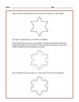 Common Core Math: Geometric Patterns - Tutorial and Practice