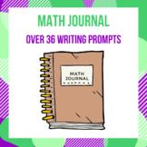 Middle School Math Journal