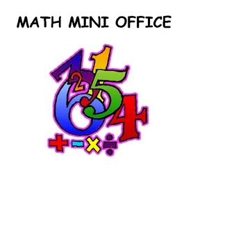Middle School Math Mini Offices