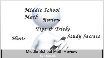 Middle School Math Review