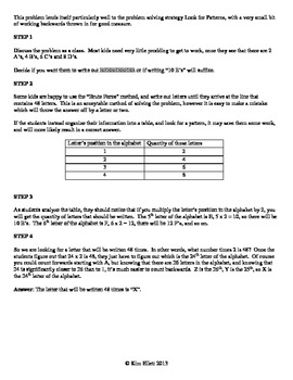 Middle School Math Warm-Ups or Bell Ringers Set #2