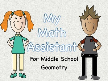 Middle School Math helper