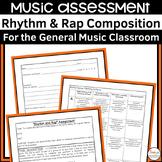 Music Rhythm Composition Project