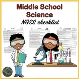 Middle School NGSS Checklist