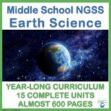 Middle School Earth Science BUNDLE