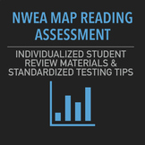 Middle School NWEA MAP Testing Preparation & Testing Strategies Guided Notes