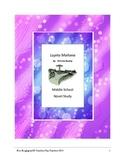 Middle School Novel Study (LUPITA MANANA)--Common Core Aligned