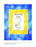 Middle School Novel Study (THE SAME STUFF AS STARS) ---Common Core Aligned