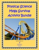 Physical Science Mega Survival Activity Bundle (55+ Activities!)