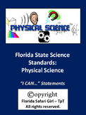 Middle School Physical Science - Florida Science Standards