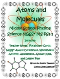Middle School Physical Science- Atoms and Molecules