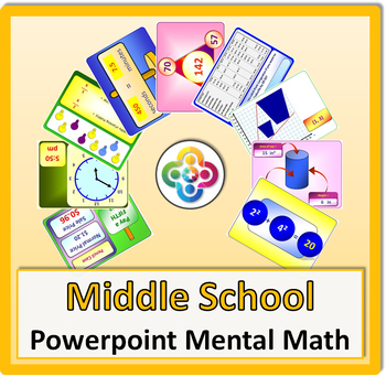 Middle School Powerpoint Mental Math