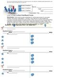 Middle School Individual Presentation Peer Feedback Guide