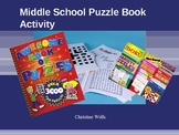 Middle School Puzzlebook Activity