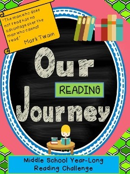 Middle School Reading Journey