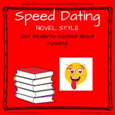 Middle School Reading - Speed Dating for Novels