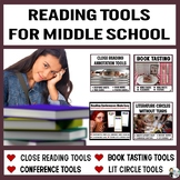 Reading Tools for Middle School (Bundle)