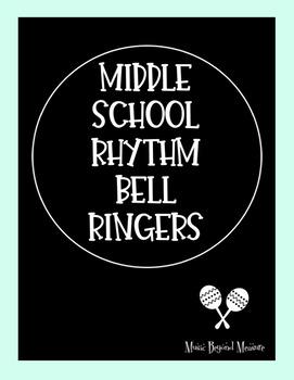 Middle School Rhythm Bell Ringers