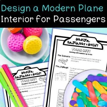 Middle School STEM Task, STEAM Challenge: Take Off!
