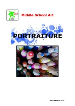 Middle School Scheme of Study - Portraiture