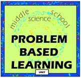 """Middle School Science: A Project-Based """"Energy"""" Unit (PBL)"""