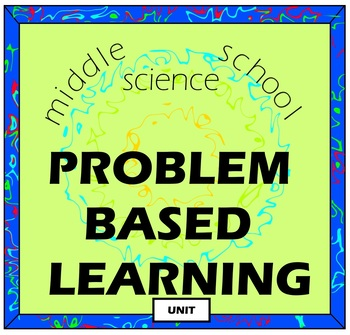 """Materials Matter: A Problem-Based """"Properties of Matter"""" Unit (PBL) for MS"""
