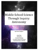 Middle School Science Astronomy Unit