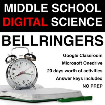 Middle School Science Bellringers
