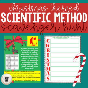 Middle School Science Christmas Review